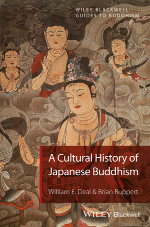 A Cultural History of Japanese Buddhism (111860833X) cover image