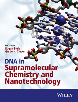 DNA in Supramolecular Chemistry and Nanotechnology (111869693X) cover image