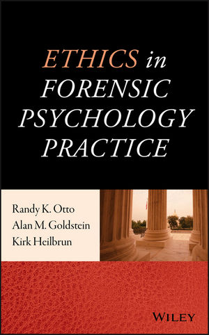 Ethics in Forensic Psychology Practice (111871203X) cover image