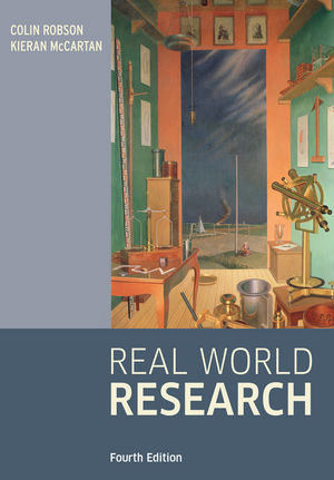 Real World Research, 4th Edition (111874523X) cover image