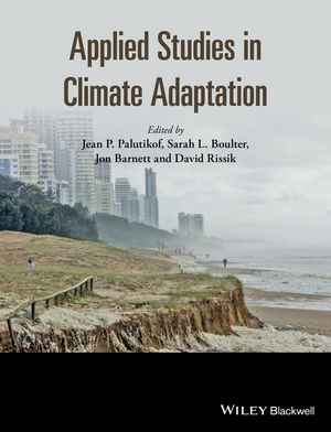 Applied Studies in Climate Adaptation (111884503X) cover image