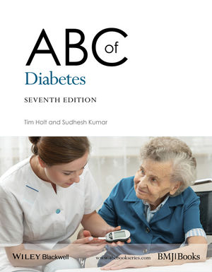 ABC of Diabetes, 7th Edition (111885053X) cover image