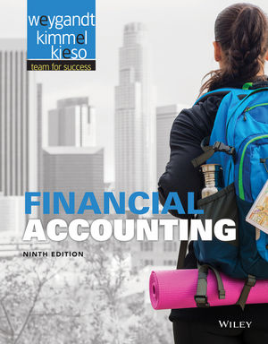 Financial Accounting 9e + WileyPLUS Registration Card