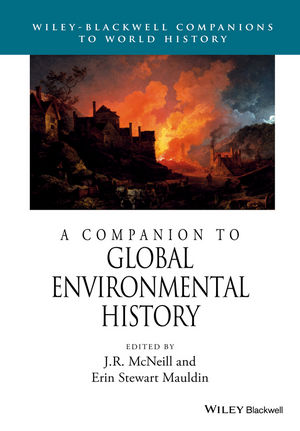 A Companion to Global Environmental History (111897753X) cover image