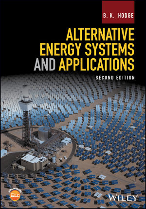 Alternative Energy Systems and Applications, 2nd Edition (111910923X) cover image