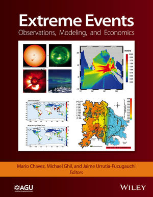 Extreme Events: Observations, Modeling, and Economics (111915703X) cover image