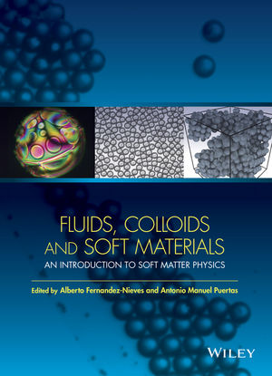 Fluids, Colloids and Soft Materials: An Introduction to Soft Matter Physics  (111922053X) cover image