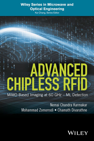 Advanced Chipless RFID: MIMO-Based Imaging at 60 GHz - ML Detection (111922733X) cover image