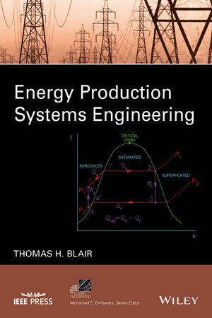 Energy Production Systems Engineering (111923803X) cover image