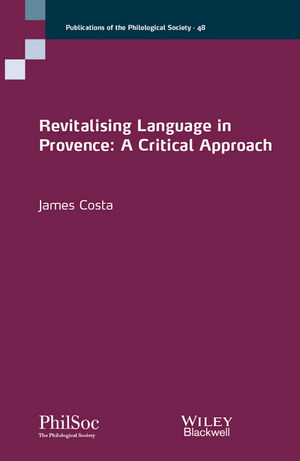 Revitalising Language in Provence: A Critical Approach