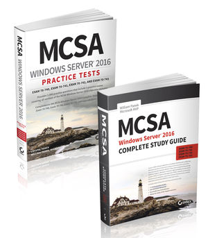 MCSA Windows Server 2016 Complete Certification Kit