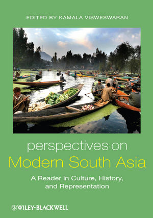 Perspectives on Modern South Asia: A Reader in Culture, History, and Representation (140510063X) cover image