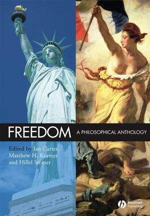 Freedom: A Philosophical Anthology (140514503X) cover image