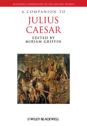 A Companion to Julius Caesar (140514923X) cover image