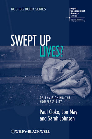 Swept Up Lives?: Re-envisioning the Homeless City (144439133X) cover image