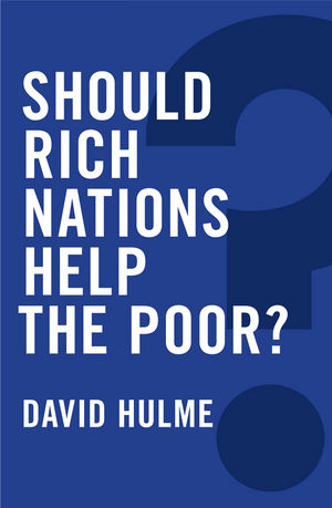 Should Rich Nations Help the Poor? (150950253X) cover image