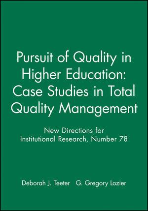 Case studies in higher education leadership