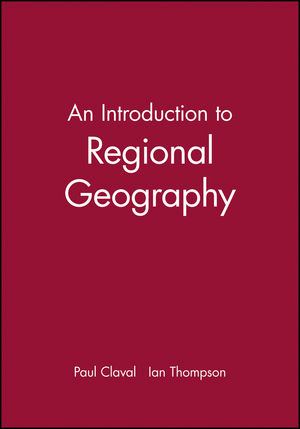 An Introduction to Regional Geography (155786733X) cover image