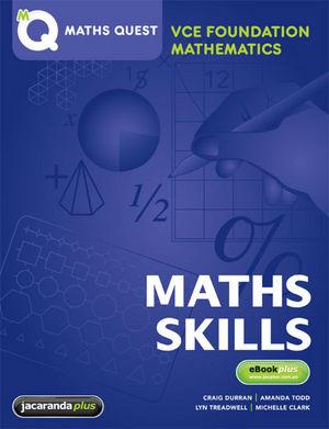 Maths Quest Foundation Mathematics VCE 1E