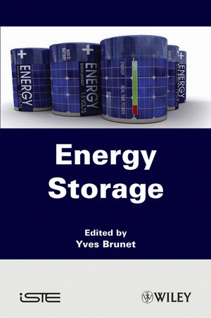 Energy Storage (184821183X) cover image