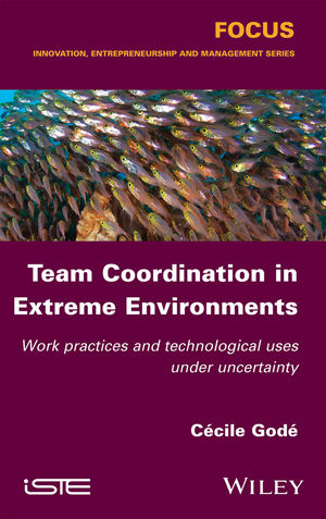 Team Coordination in Extreme Environments: Work Practices and Technological Uses under Uncertainty