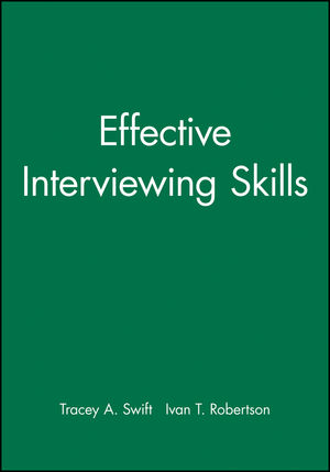 Effective Interviewing Skills