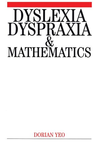 Dyslexia, Dyspraxia and Mathematics (186156323X) cover image