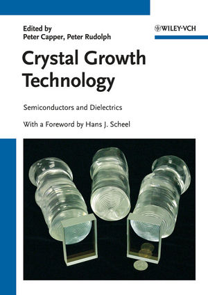 Crystal Growth Technology: Semiconductors and Dielectrics (352732593X) cover image