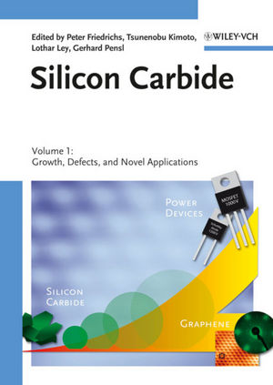 Silicon Carbide: Volume 1: Growth, Defects, and Novel Applications (352740953X) cover image