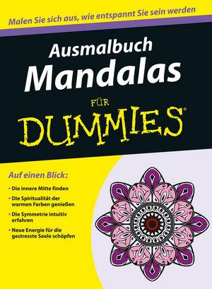 Ausmalbuch Mandalas f�r Dummies
