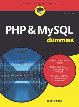 PHP and MySQL für Dummies, 2. Auflage