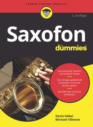 Saxofon fur Dummies, 2nd Edition
