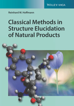 Classical Methods in Structure Elucidation of Natural Products (390639073X) cover image