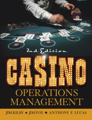 Casino Operations Management, 2nd Edition (0470073640) cover image