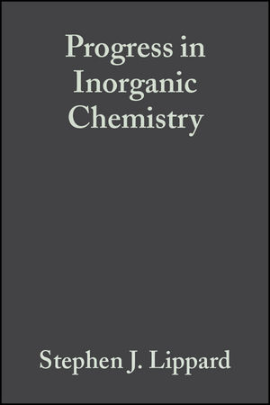 Progress in Inorganic Chemistry, Volume 36 (0470166940) cover image