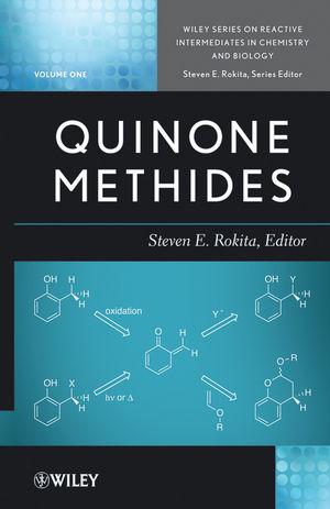 Quinone Methides (0470192240) cover image