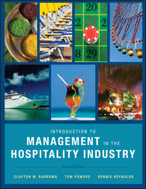 Introduction to Management in the Hospitality Industry, 10th Edition