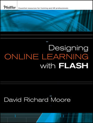 Designing Online Learning with Flash (0470478640) cover image