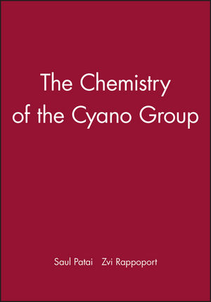 The Chemistry of the Cyano Group