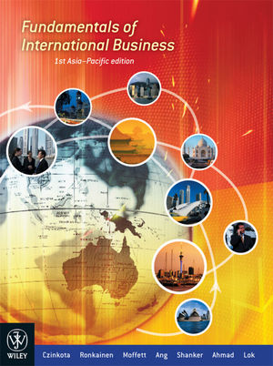 Fundamentals of International Business, 1st Asia-Pacific Edition