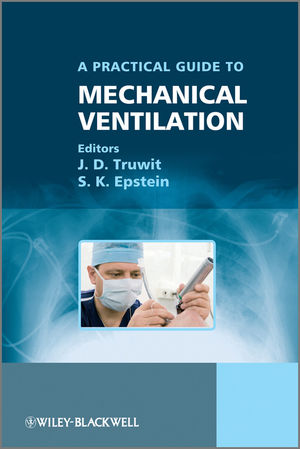 A Practical Guide to Mechanical Ventilation (0470976640) cover image