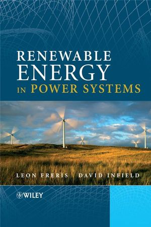 Renewable Energy in Power Systems (0470988940) cover image