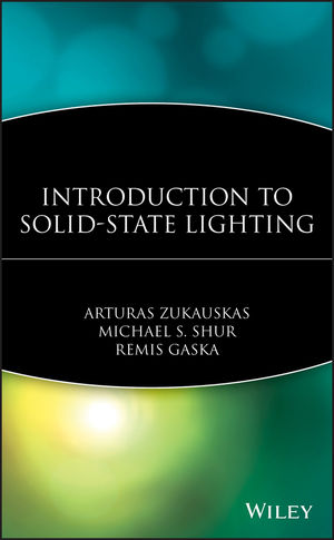 Introduction to Solid-State Lighting (0471215740) cover image