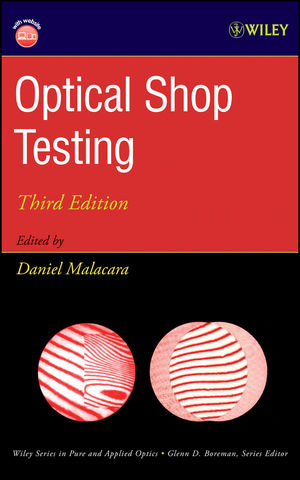 Optical Shop Testing, 3rd Edition (0471484040) cover image