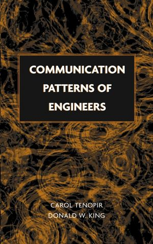 Communication Patterns of Engineers (0471683140) cover image