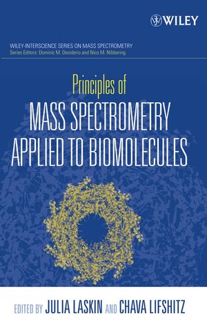 Principles of Mass Spectrometry Applied to Biomolecules (0471721840) cover image