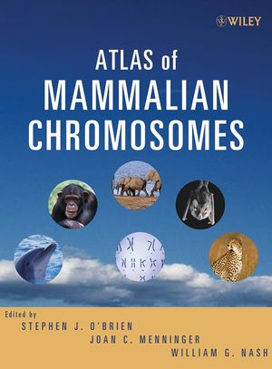 Atlas of Mammalian Chromosomes (0471779040) cover image