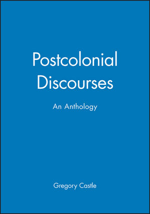 Postcolonial Discourses: An Anthology (0631210040) cover image