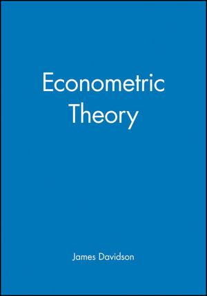 Econometric Theory
