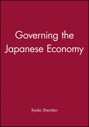 Governing the Japanese Economy (0745614140) cover image
